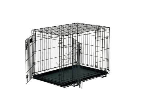 Double Small Animal Crate DSA42