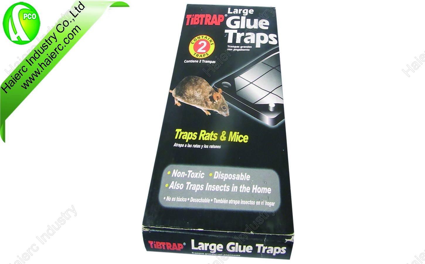 Mouse&Rat Glue Board Trap HC2307