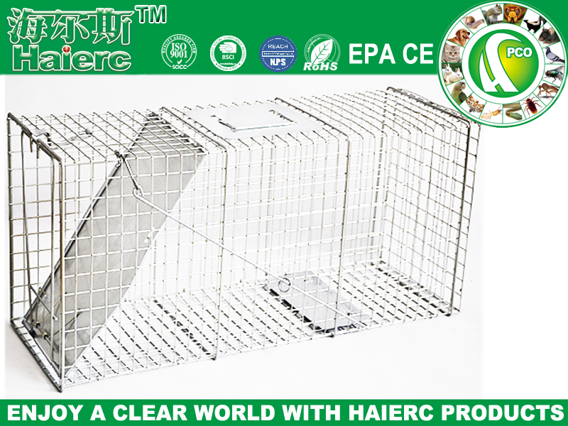 Squirrel & Cat Trap Cage