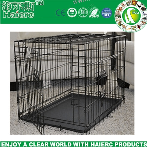 Enhanced Version Single Door Small Animal Crate ESA36
