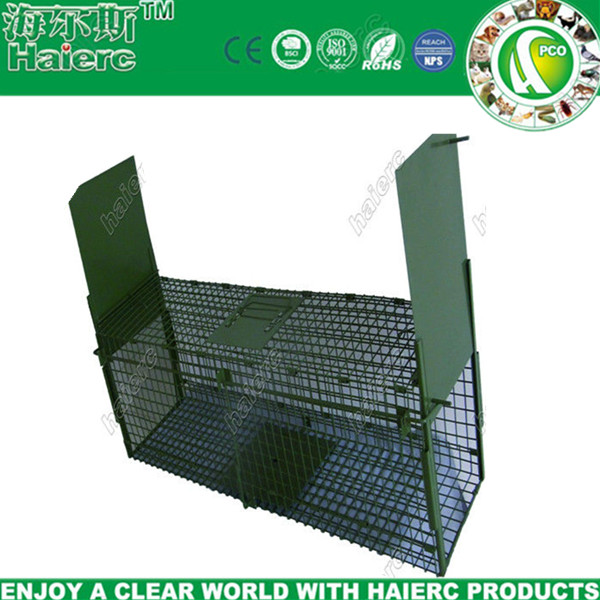 Foldable Squirrel/Cat Trap Cage HC2613S