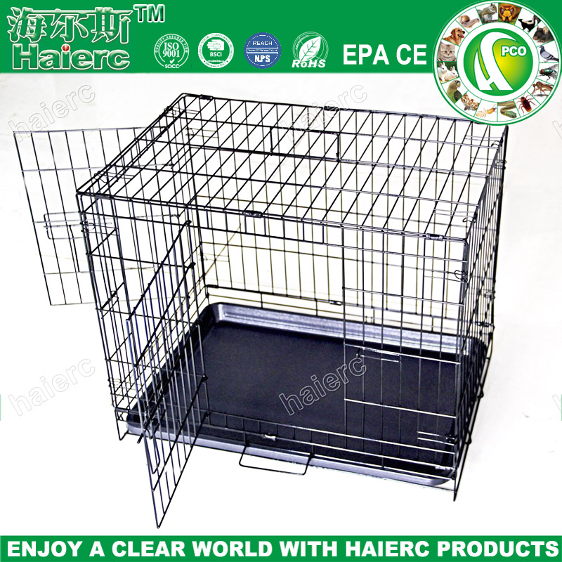 Double Small Animal Crate DSA24