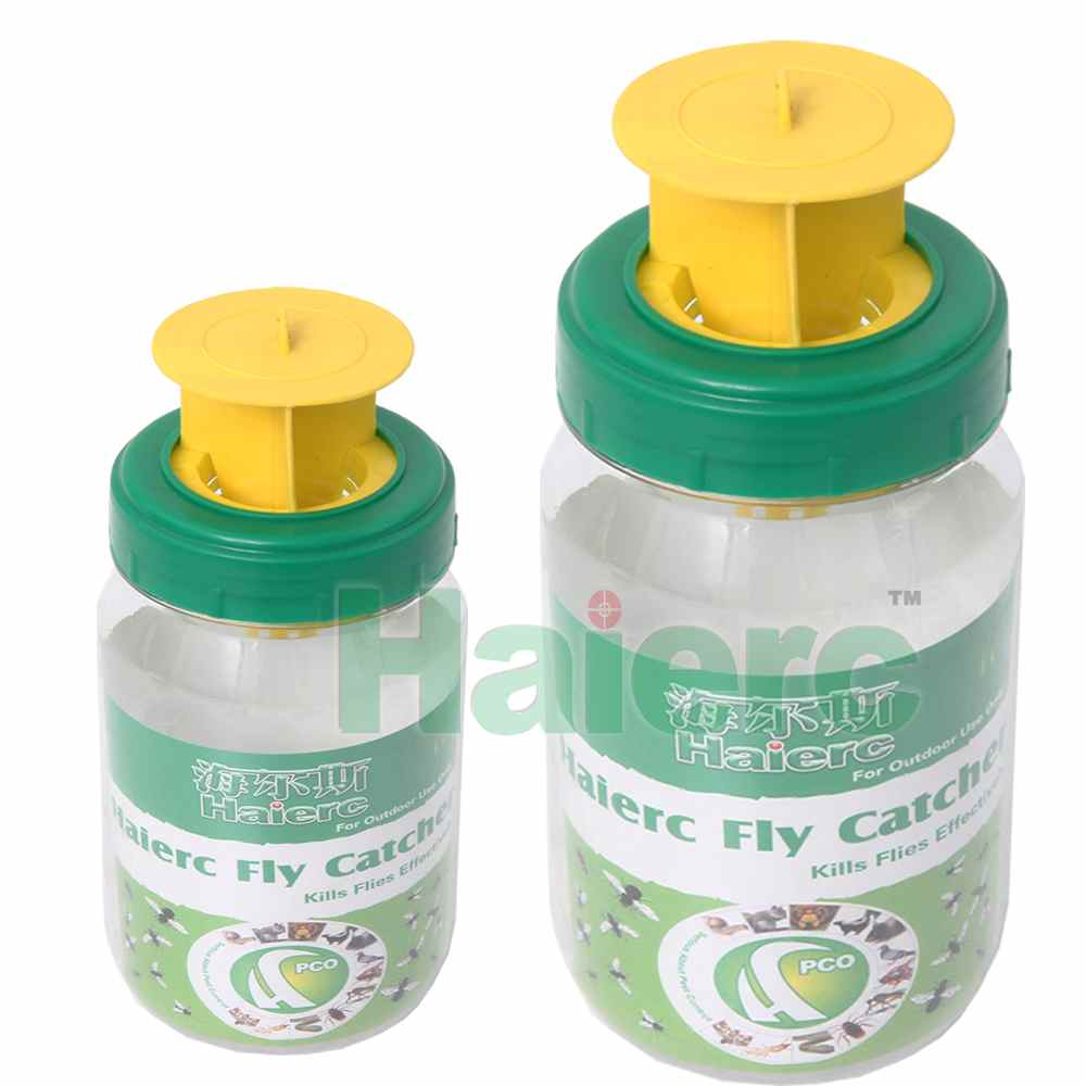 Haierc Fly Trap Bigger Bottle