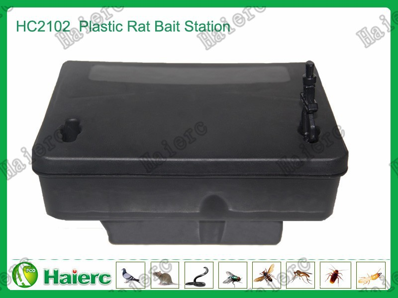 Rodent Trap Bait Station bait box rodent for Pest Control