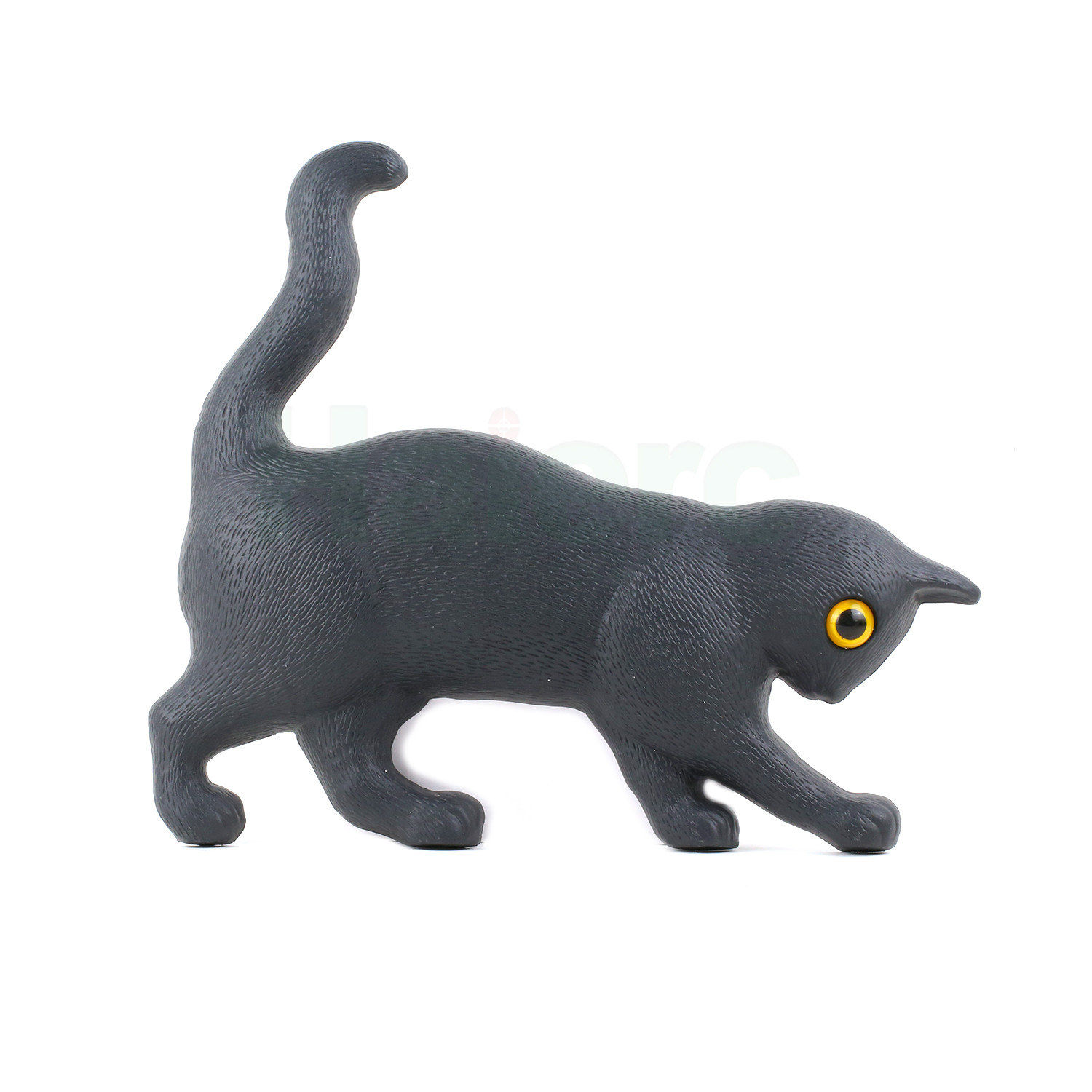 Haierc Cat for Garden Decoration Scare Cats with Reflective Eyes HC1639