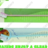 Long tooth brush P553
