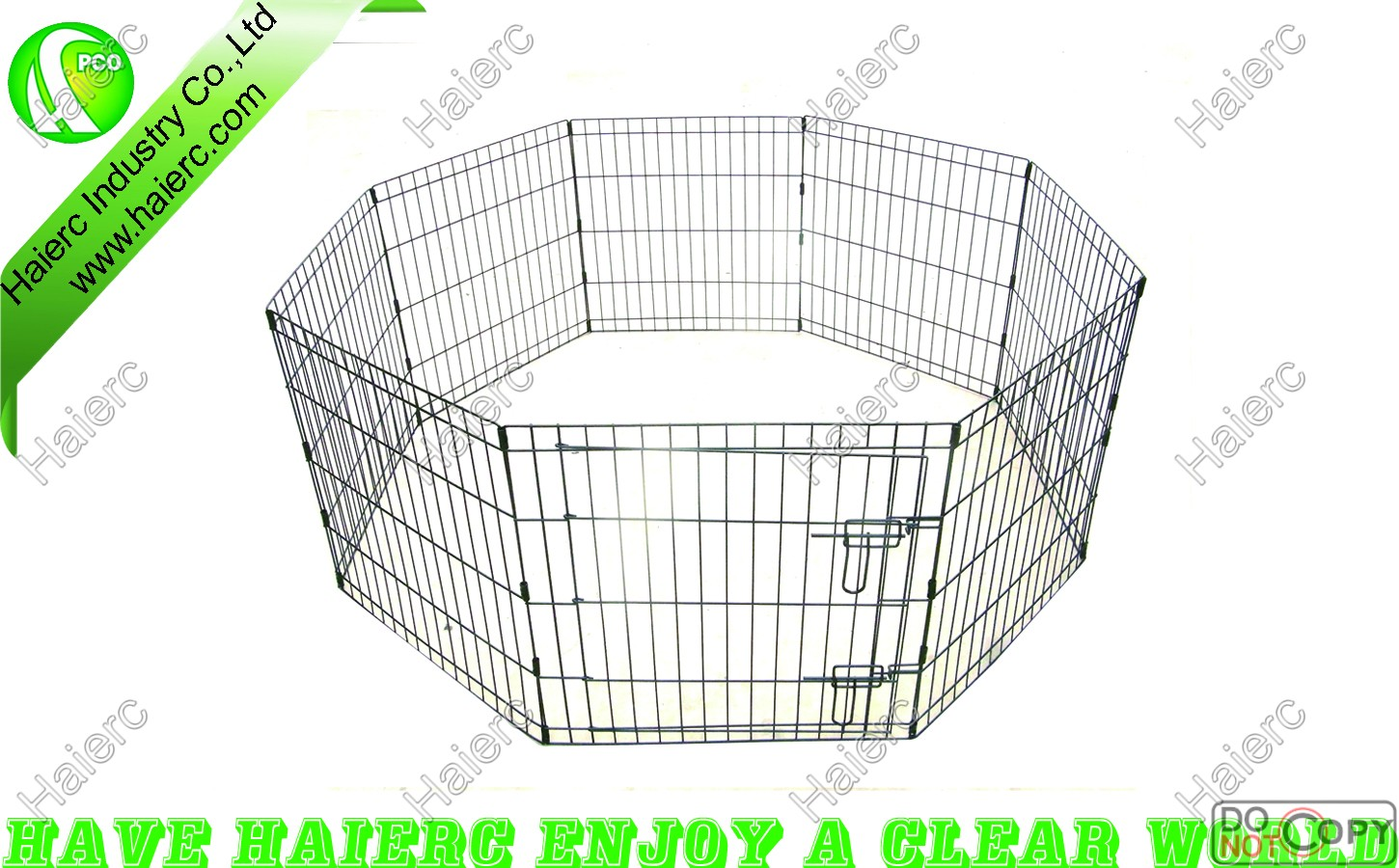 Foldable Animal Play Pen PP2424