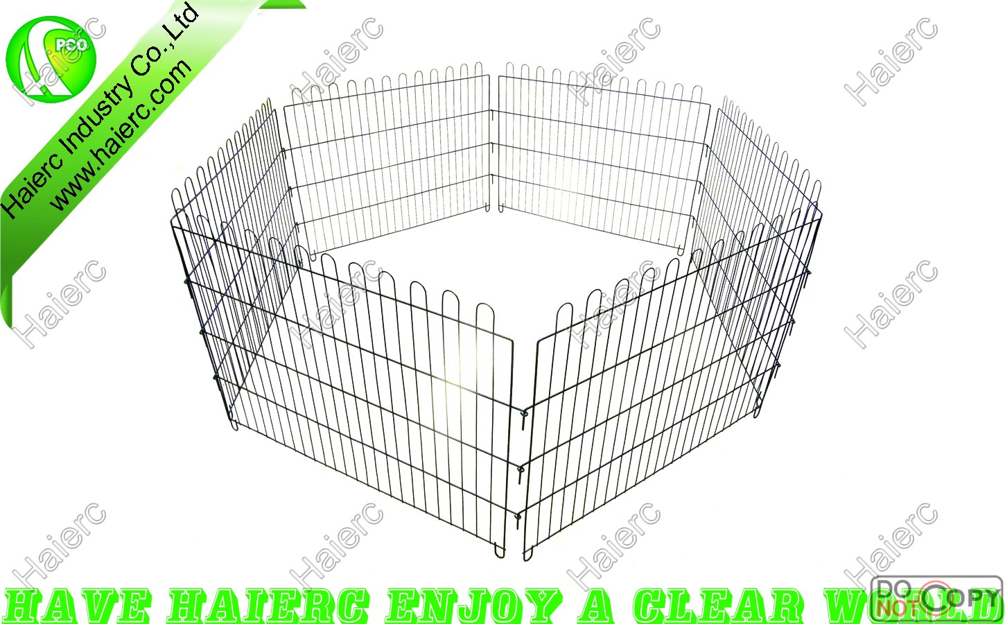 Foldable Animal Fence PP28