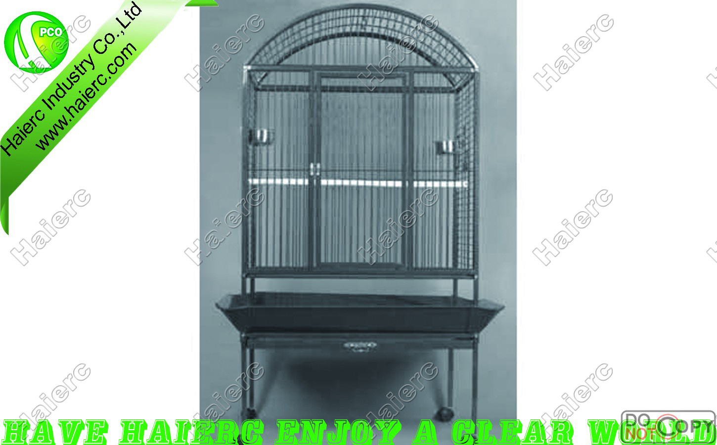 Parrot Cage PC-WI40R