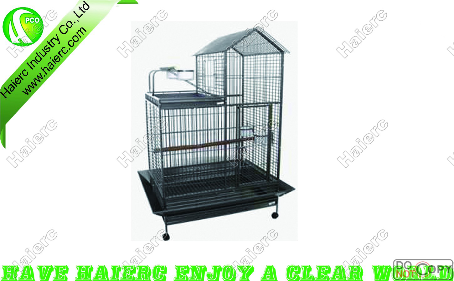 Parrot Cage PC-WI40VL